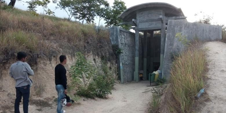 Menikmati Keindahan Laut Sejarah Goa Jepang Lhokseumawe Wisata Kab Jombang