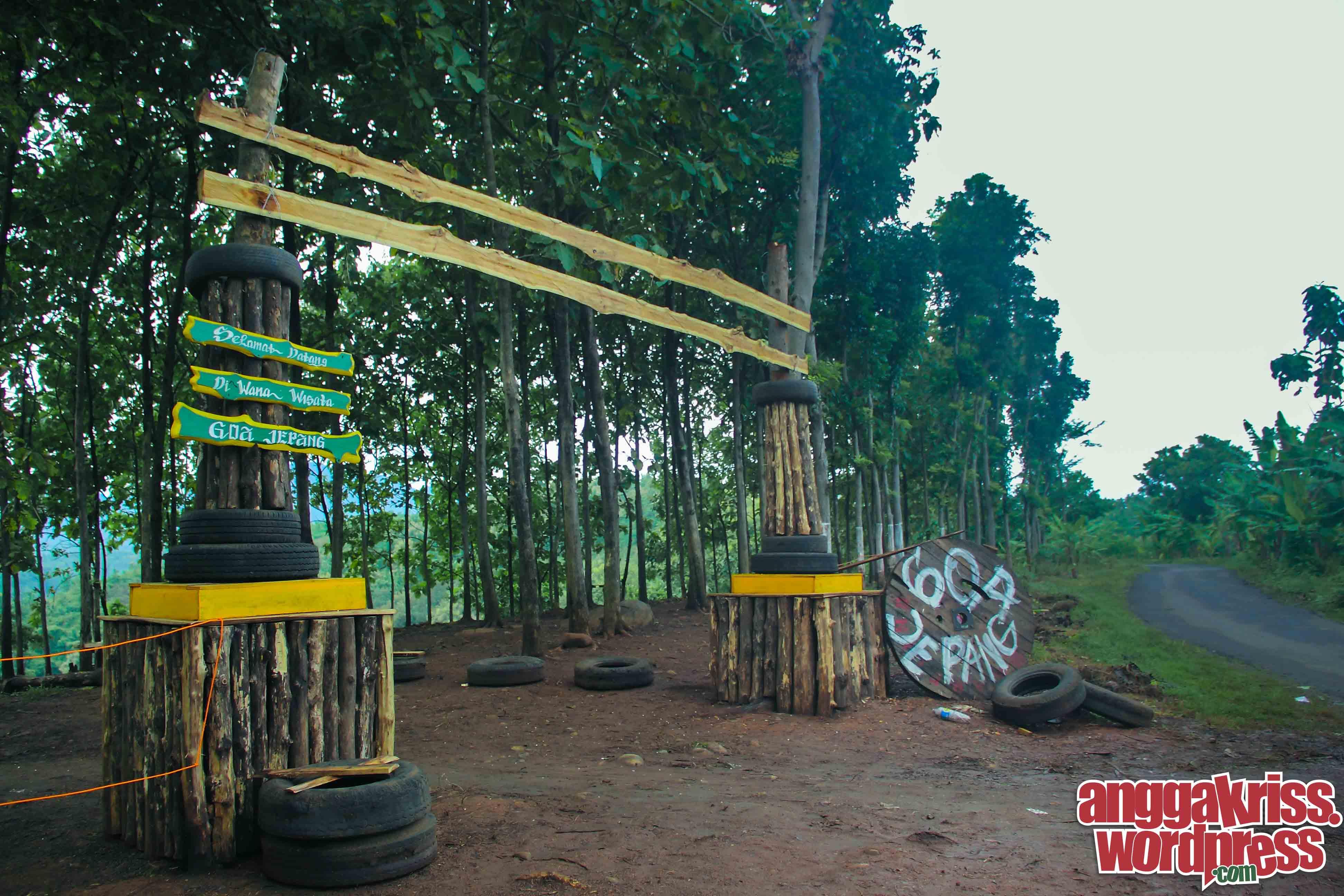 Menikmati Pagi Atas Bukit Sunrise Goa Jepang Anggakris Blog Gerbang