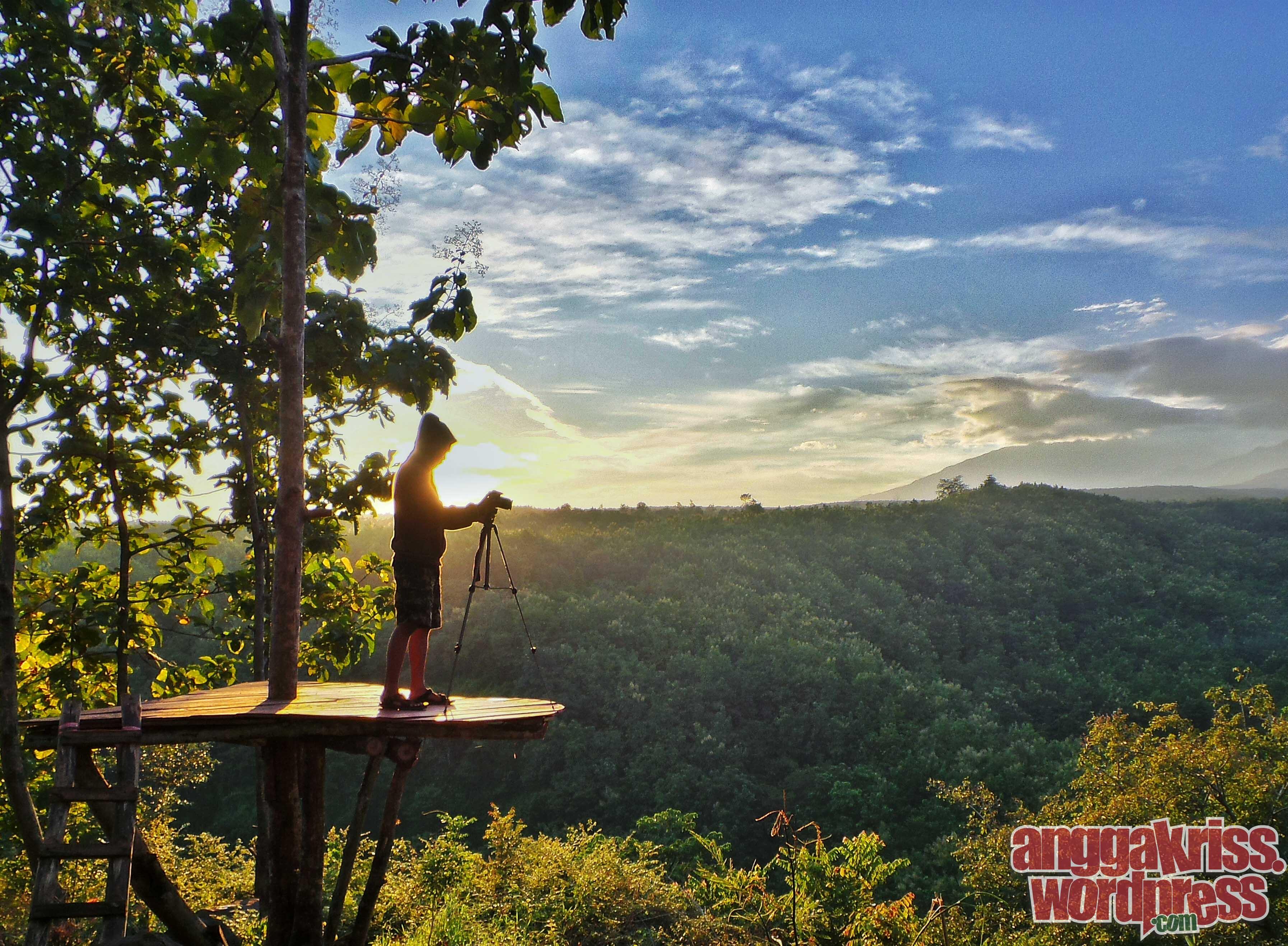 Menikmati Pagi Atas Bukit Sunrise Goa Jepang Anggakris Blog Kesiangan