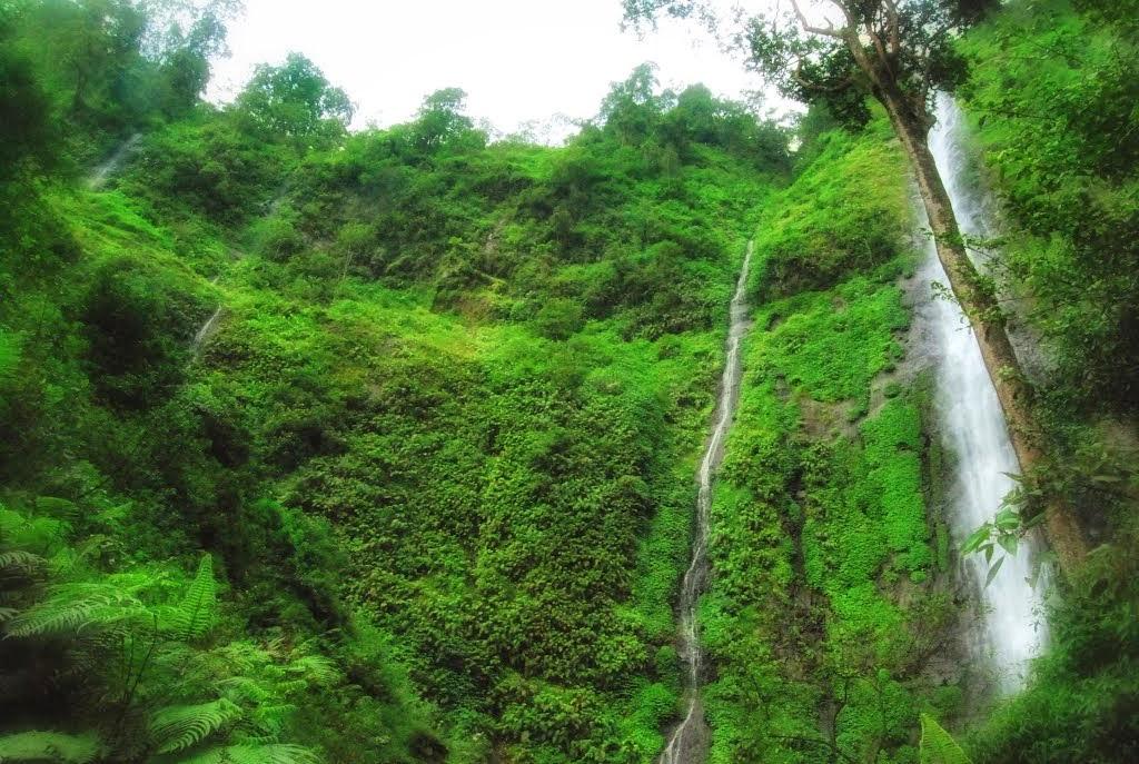 Menjelajah Wisata Jombang Kebudayaanindonesia Ragam Gambar Air Terjun Tretes Goa
