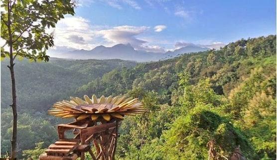 Wahana Jombang Jendela Mataku Goa Jepang Wisata Kab