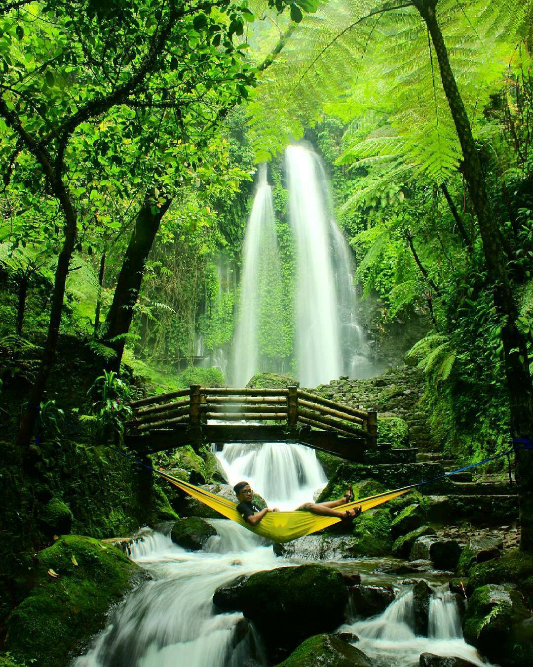 24 Tempat Wisata Karanganyar Hits Travel Story Lokasi Air Terjun