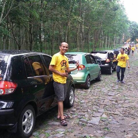 Agrowisata Kampung Karet Ngargoyoso Karanganyar Instagram Place Anniversary 2th Gsr