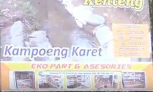 Destinasi Tempat Wisata Menarik Kabupaten Karanganyar Jawa Kampung Karet Agrowisata