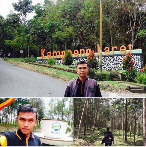 Kampung Karet Pertemuan Hati Andika Inspirator Karanganyar 1 08 2016