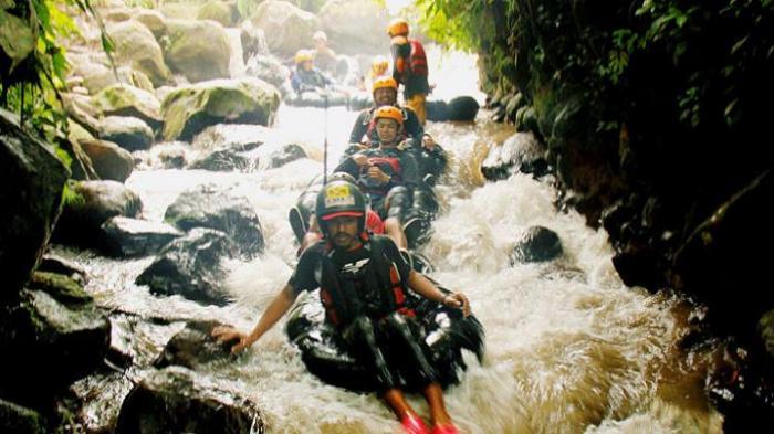 Nikmati Dingin Panas Ngargoyoso Karanganyar Pos Kupang Agrowisata Kampung Karet