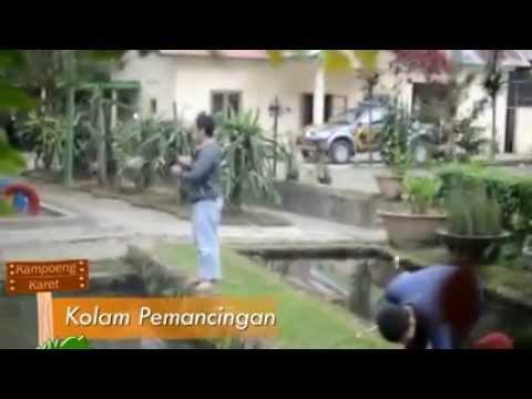 Video Profile Agrowisata Kampoeng Karet Karanganyar Youtube Kampung Kab