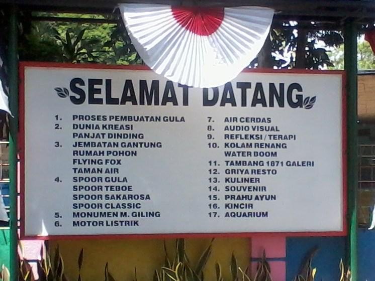 Jalan Agrowisata Sondokoro Tasikmadu Musafir Kehidupan Daftar Wahana Kab Karanganyar