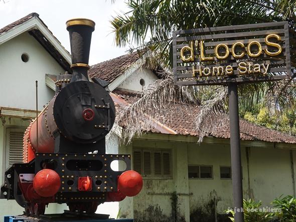 Jalan Panjang Pabrik Gula Colomadu Tasikmadu Jejak Bocahilang Loco Homestay