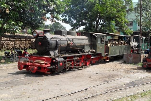 Menikmati Indahnya Pabrik Gula Tasikmadu Agrowisata Sondokoro Kereta Bernama Boorsig