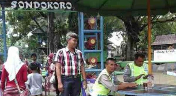 Polsek Tasikmadu Karangnyar Siaga Agro Wisata Sondokoro Tempat Sektor Resor