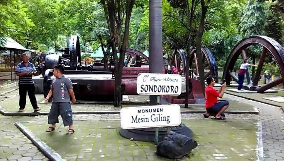 Tempat Wisata Agrowisata Sondokoro Karanganyar Wisatadiindonesia Tasikmadu Kab