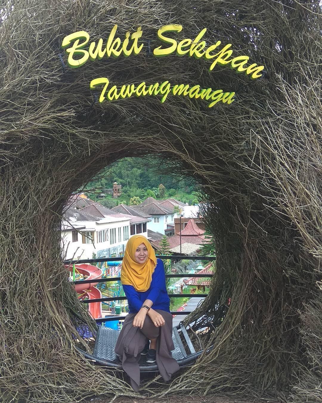 Bukit Sekipan Tawangmangu Destinasi Wisata Hits Patut Diburu Spot Ala