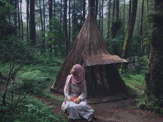 Info Lengkap Bukit Sekipan Wisata Keluarga Unik Tawangmangu Kab Karanganyar