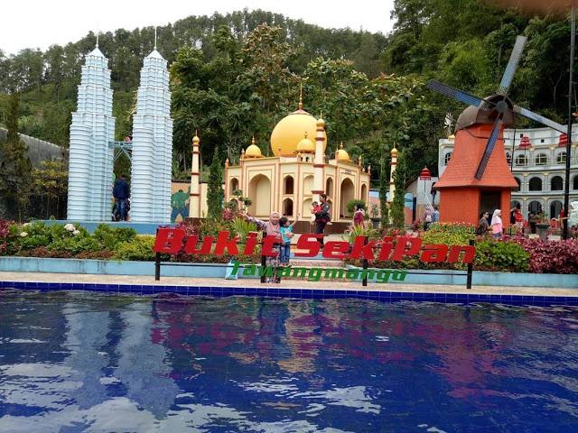 Info Lengkap Bukit Sekipan Wisata Keluarga Unik Tawangmangu Karanganyar Kab
