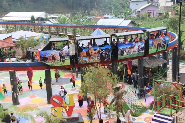 Nikmati 10 Suasana Liburan Akhir Pekan Bukit Sekipan Tawangmangu Kab
