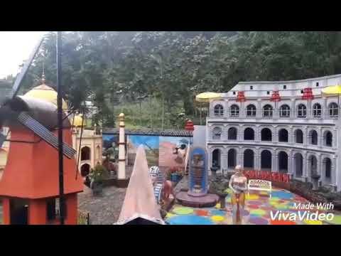 Pesona Keindahan Bukit Sekipan Kampung Hallowen Tawangmangu Karanganyar Kab