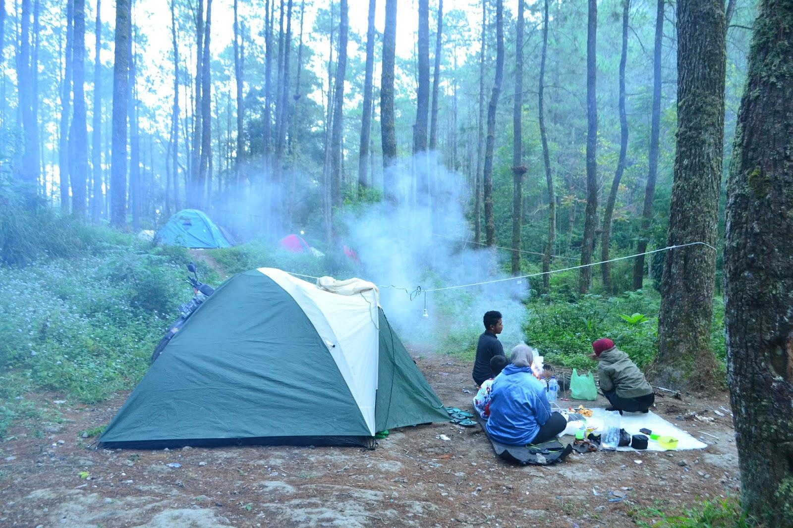 Pusat Informasi Serunya Camping Sekipan Tawangmangu Aktifitas Bisa Kita Lakukan