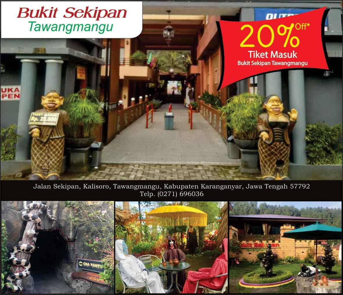 Travelcare Indonesia Wisata Bukit Sekipan Kab Karanganyar