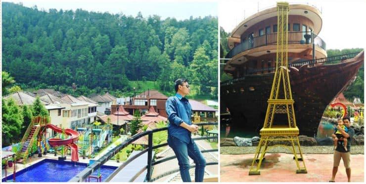 Wisata Bukit Sekipan Sewa Bus Jogja Ya Terletak Kawasan Karanganyar