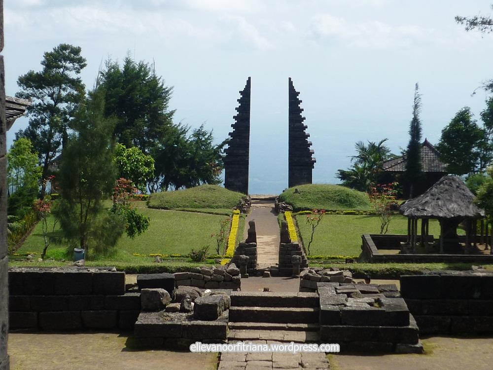 Candi Cetho Catatan Kecil Elieva Bahasa Jawa Artinya Jelas Agama
