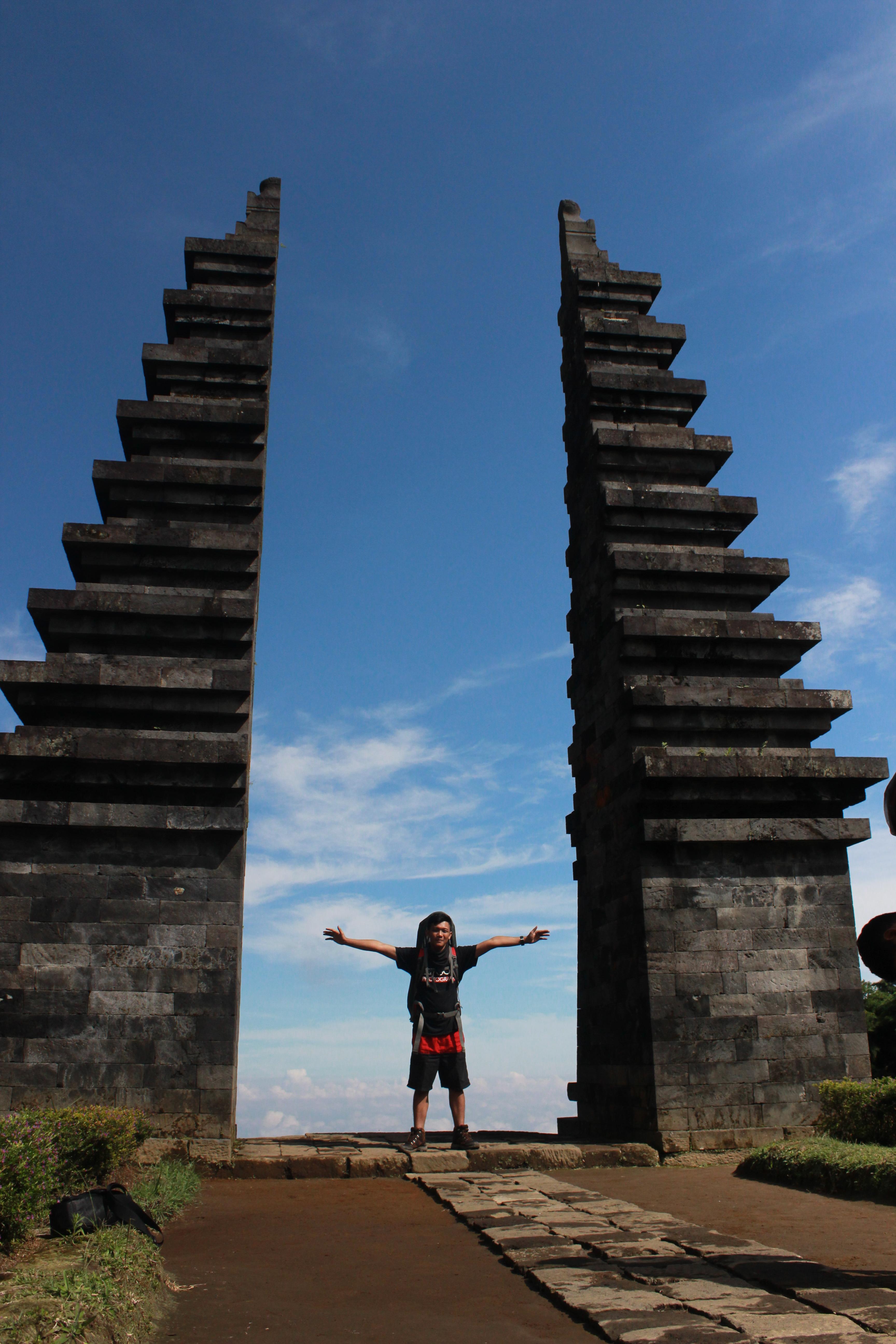 Candi Cetho Indonesia Gunung Lawu Pendakian Don Stop View Ceto