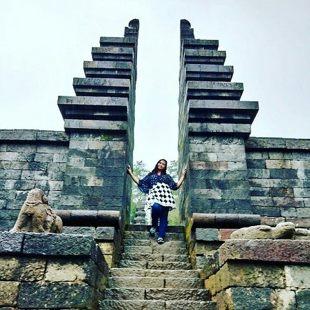 Candi Cetho Karanganyar Picture Temple Solo Tripadvisor Ceto Kab