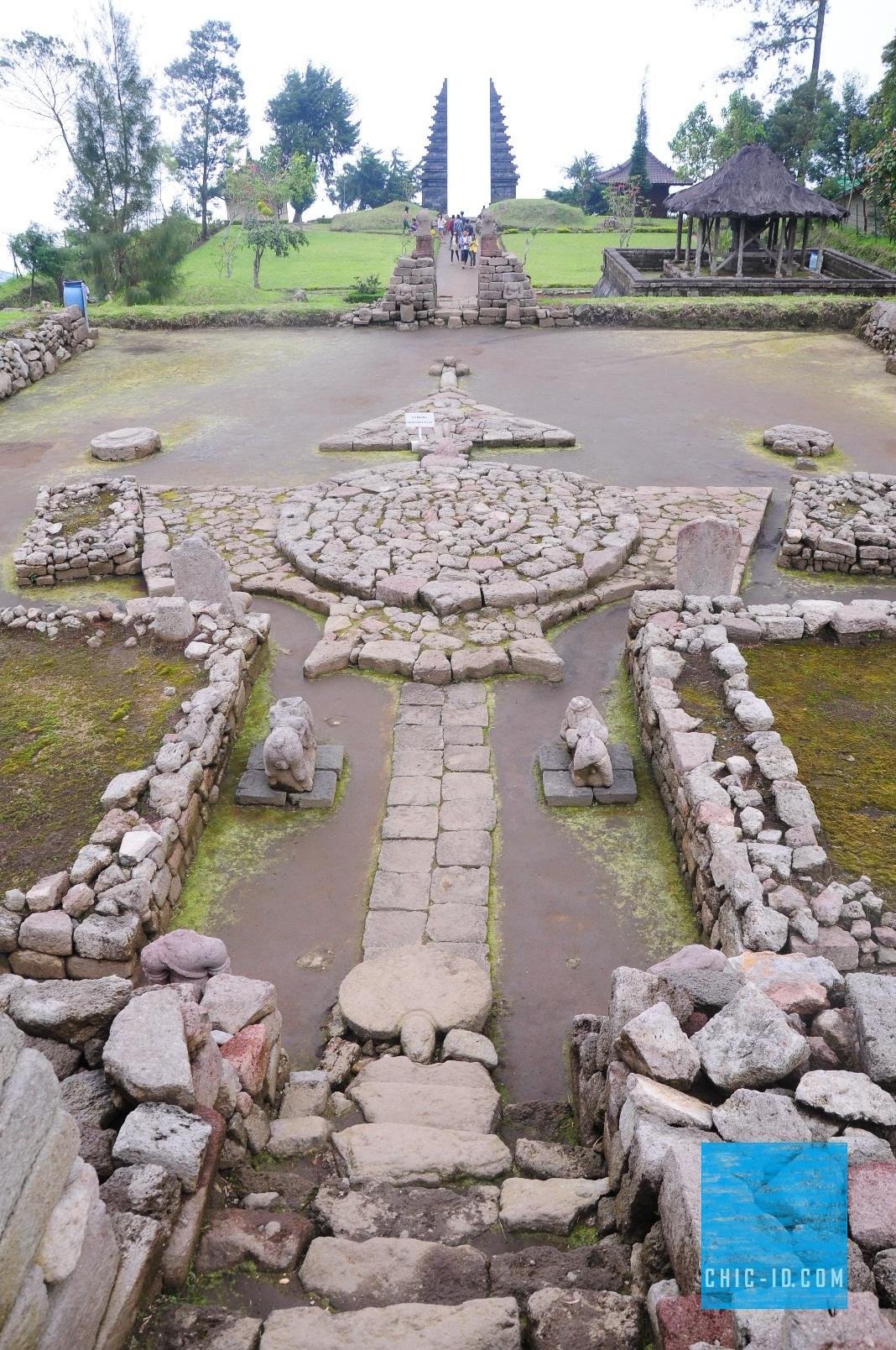 Candi Cetho Tujuan Wisata Andalan Kabupaten Karanganyar Smeksas Ceto Kab