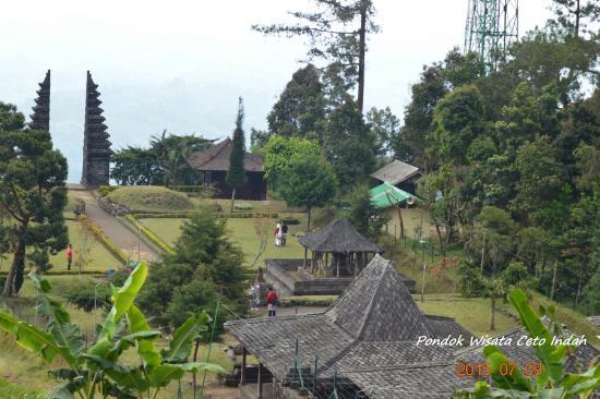 Candi Ceto Picture Cetho Temple Solo Tripadvisor Kab Karanganyar