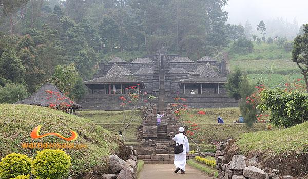 Candi Ceto Solo Objek Wisata Cetho Karanganyar Jawa Tengah Kab