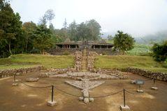 Cetho Temple Candi Located Karanganyar Java Indonesia Stock Image Ceto