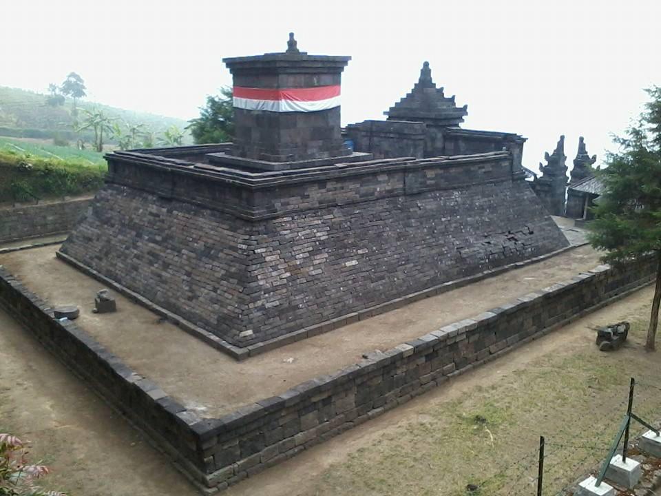 Karanganyar Jawa Tengah Candi Cetho Lokasi Cand Flickr Indonesia Sultanates