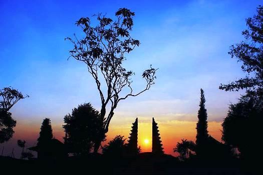 Mistis Romantisme Wisata Sejarah Candi Cetho Karanganyar Jawa Tengah Ceto