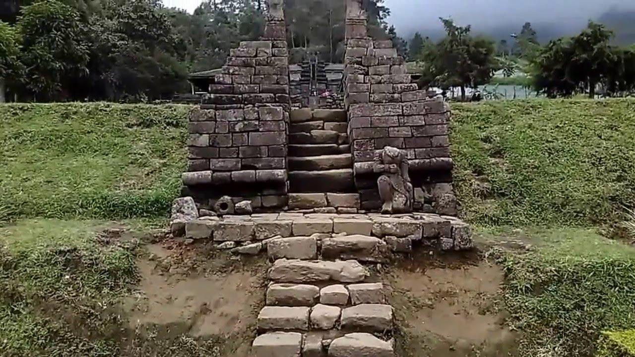 Candi Cetho Puri Saraswati Kethek Full Youtube Kab Karanganyar