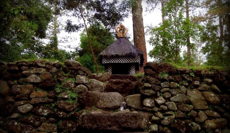 Parisada Hindu Dharma Indonesia Candi Kethek Tempat Ruwatan Jadi Istana
