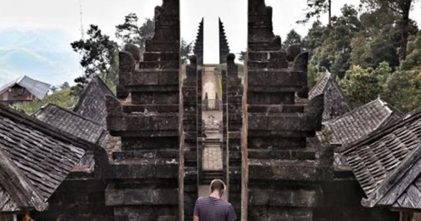 Tempat Wisata Candi Sukuh Kethek Cetho Bang Apin Berbagi Cerita
