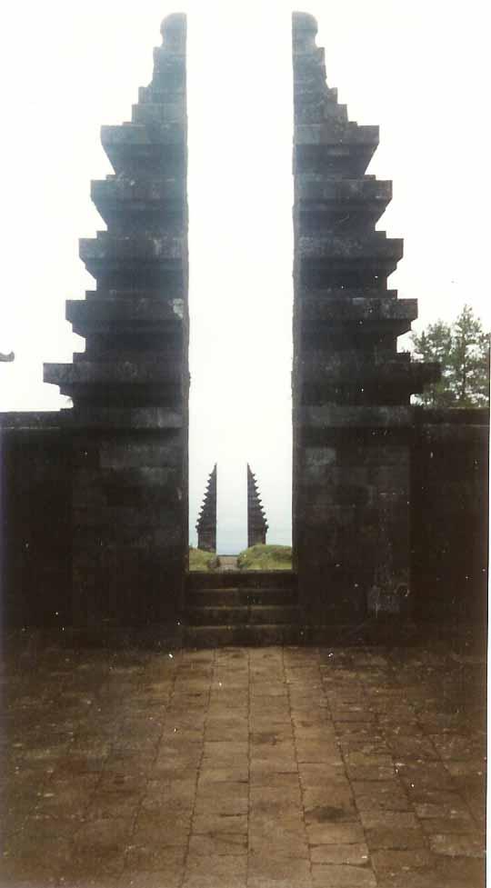 Candi Ceto Wikipedia Bahasa Indonesia Ensiklopedia Bebas Gapura Sukuh Kab
