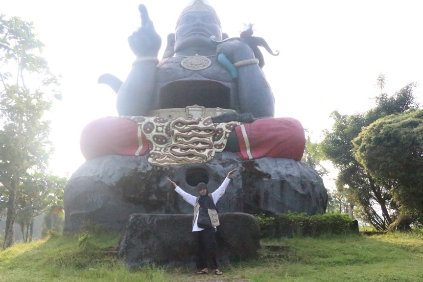 Candi Sukuh Desa Berjo Kec Ngargoyoso Kab Karanganyar Jateng Rute