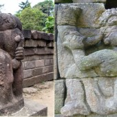 Eksotisme Candi Sukuh Karanganyar Jawa Tengah Wisata Pulau Arca Kab