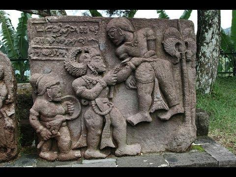 Rahasia Relief Candi Sukuh Temple Karanganyar Youtube Kab