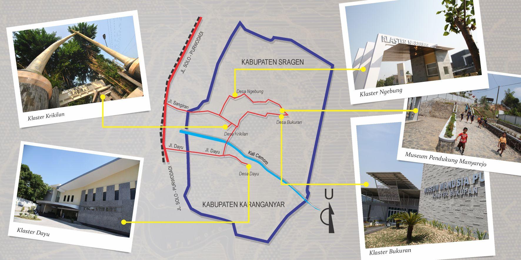 2 Kabupaten Bpsmp Sangiran Museum Manusia Purba Dibangun Atas Lahan