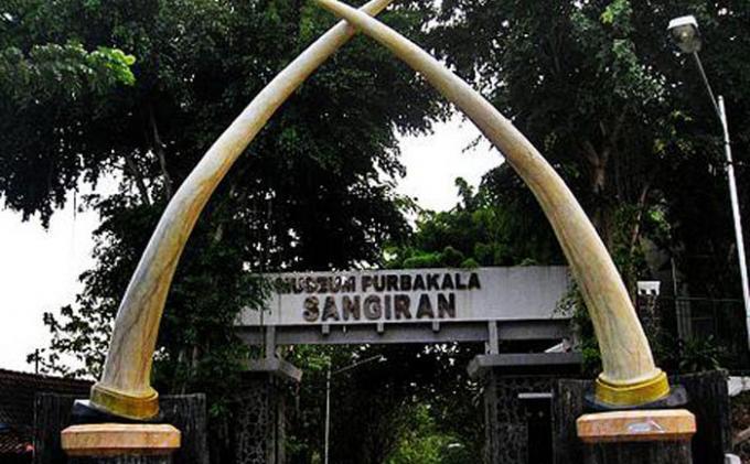 Dua Klaster Situs Sangiran Selesai Akhir 2013 Tribunnews Istimewa Balai