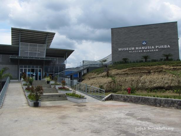 Klaster Sangiran Jejak Bocahilang Bukuran Museum Manusia Purba Kalster Kab