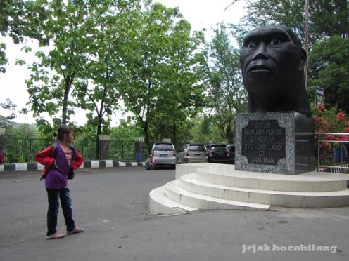Klaster Sangiran Jejak Bocahilang Museum Manusia Purba Krikilan Kalster Kab