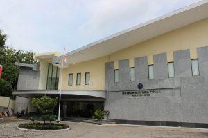Museum Manusia Purba Klaster Dayu Salah Satu Cluster Purbakala Sangiran