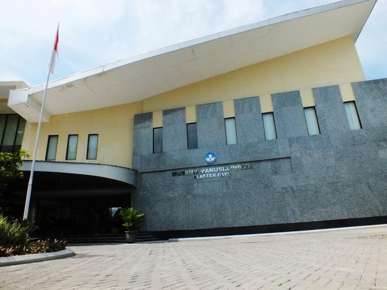 Museum Manusia Purba Sangiran Klaster Dayu Karanganyar Kalster Kab
