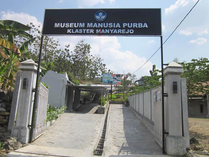 Tiket Masuk Museum Fosil Purbakala Sangiran Jam Buka Koleksi Klaster