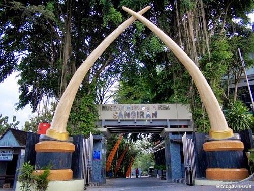 Tiket Masuk Museum Fosil Purbakala Sangiran Jam Buka Koleksi Sejarah