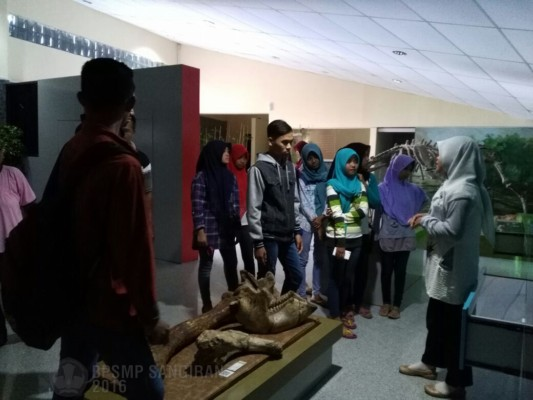 Ygc Sangiran Berkunjung Museum Manusia Purba Klaster Dayu Bpsmp Pelestarian