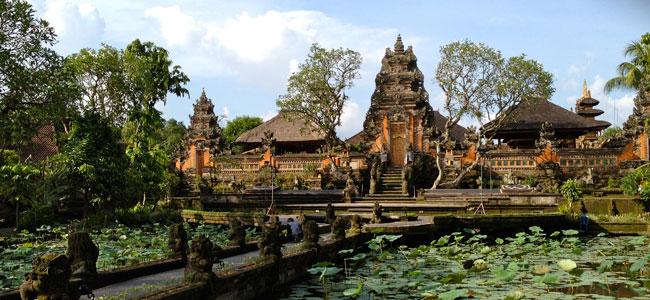 15 Museum Puri Lukisan Ubud Bali Istana Saren Taman Saraswati